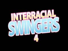 Interracial Swingers 4