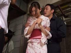 Natsume Inagawa kidnapped and pokeed a lot