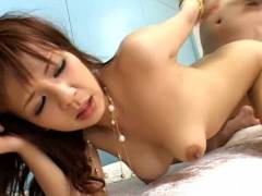 Rin Yuuki banged deeply in her derrier – hot back scuttle